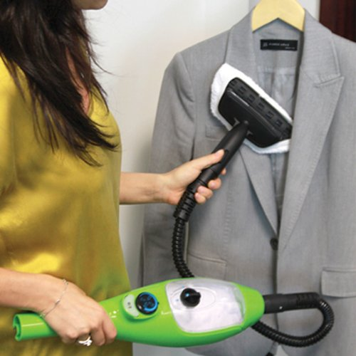 X5 steam cleaner my household cleaning for Scopa a vapore hotpoint panni ricambio