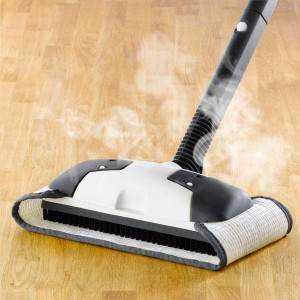 steam mop in vinyl floors