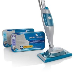 swiffer steam mop