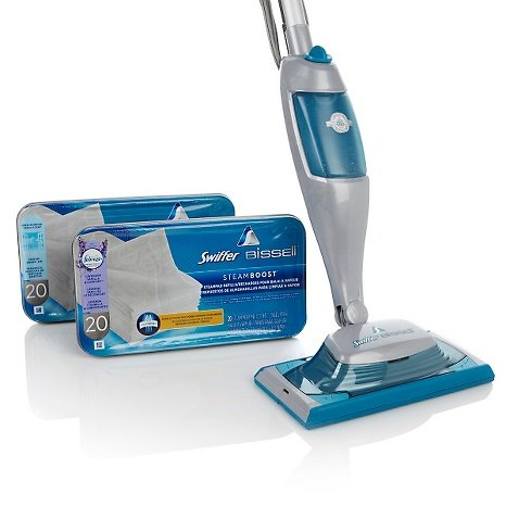 Swiffer Steam Mop Full Time Mom Review My Household